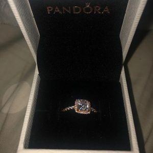 Pandora Ring (rose gold)